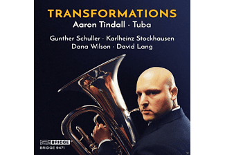 Aaron Tindall - TRANSFORMATIONS - (CD)