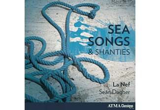 La Nef - SEA SONGS & SHANTIES - (CD)