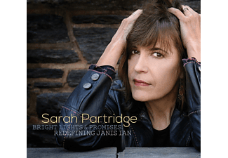 Sarah Partridge - BRIGHT LIGHTS & PROMISES - (CD)
