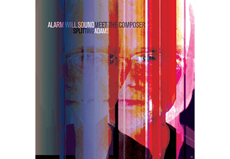 Alarm Will Sound - Alarm will Sound meet the Composer - (CD)