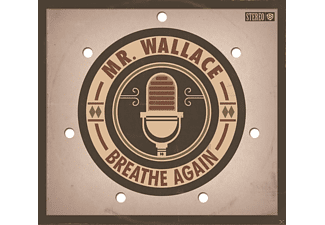 Mr.Wallace - BREATHE AGAIN - (CD)