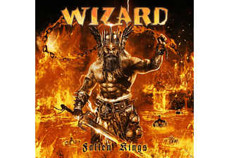 Wizard - FALLEN KINGS (LIMITED DIGIPAK) - (CD)