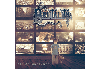 Brutality - SEA OF IGNORANCE - (CD)
