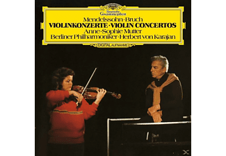 Anne-Sophie Mutter, Berliner Philharmoniker, VARIOUS - VIOLINKONZERTE - (Vinyl)