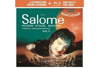 VARIOUS - Salome - (CD + Blu-ray Disc)