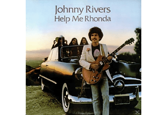 Johnny Rivers - Help Me Rhonda - (CD)