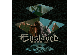 Enslaved - ROADBURN LIVE - (Vinyl)