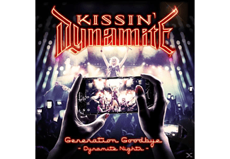 Kissin' Dynamite - Generation Goodbye-Dynamite Nights (DVD+2CD-Digi) - (CD + DVD Video)