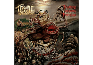 Terrible Sickness - FEASTING ON YOUR PEDITION - (CD)
