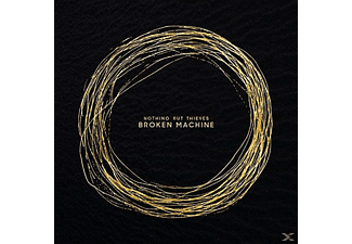 Nothing But Thieves - Broken Machine (Deluxe) - (CD)