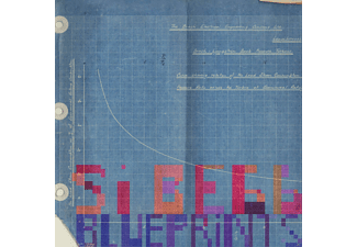 Si Begg - BLUEPRINTS - (CD)