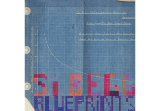Si Begg - BLUEPRINTS (+MP3) - (LP + Download)