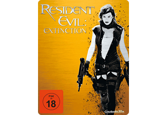 Resident Evil: Extinction (Exklusives Steelbook) [Blu-ray]