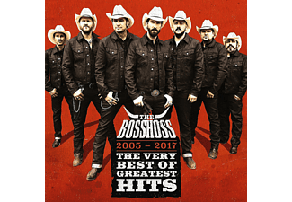 The BossHoss - The Very Best of Greatest Hits (2005 - 2017) - (CD)