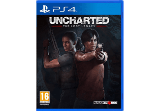 Uncharted Lost Lecacy [PlayStation 4]