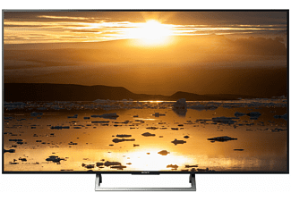 SONY KD49XE7077SAEP, 123 cm (49 Zoll), UHD 4K, SMART TV, LED TV, 400 Hz XR, DVB-T2 HD, DVB-C, DVB-S, DVB-S2