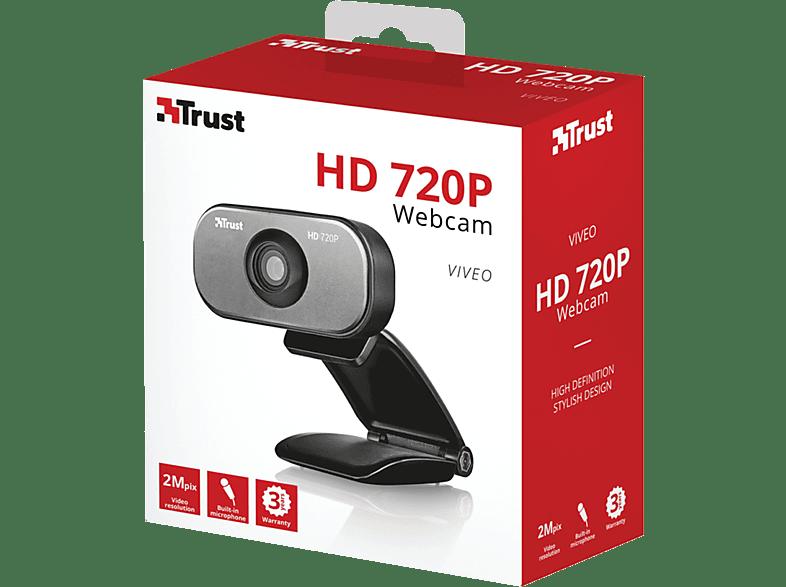 TRUST Viveo HD 720p Webcam laptop  tablet  computing  περιφερειακά webcam