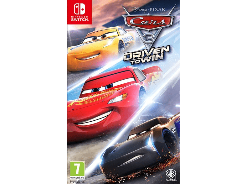 Cars 3: Driven to Win Nintendo Switch gaming games switch games