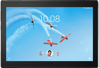 LENOVO Tab 4 10 Plus 16 GB   10.1 Zoll Tablet Aurora Black
