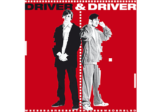 Driver & Driver - We Are The World (Coloured Vinyl) - (Vinyl)