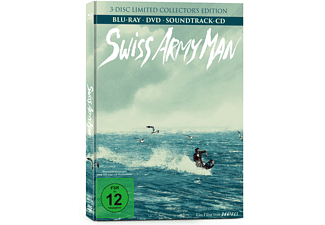 Swiss Army Man (Limited Collector's Editon) + CD - (Blu-ray + DVD)