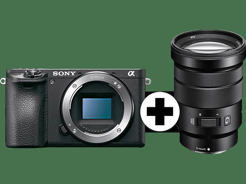 SONY Alpha 6500 με φακό 18-105 mm (ILCE-6500GBDI) hobby   φωτογραφία φωτογραφικές μηχανές mirrorless cameras