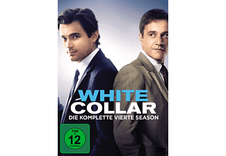 White Collar - Staffel 4 - (DVD)