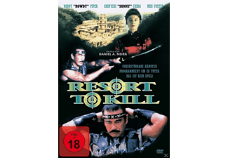 Resort to Kill - (DVD)