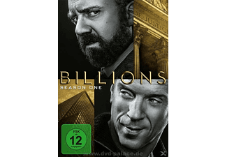 Billions - Staffel 1 - (DVD)