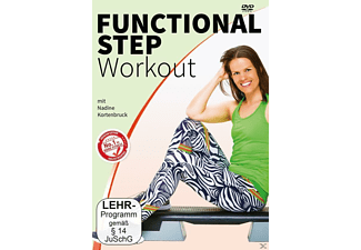 Functional Step Workout - (DVD)