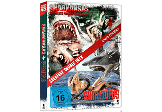 Creature Double Pack 1 - (DVD)