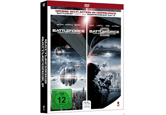 Battleforce 1&2 - (DVD)
