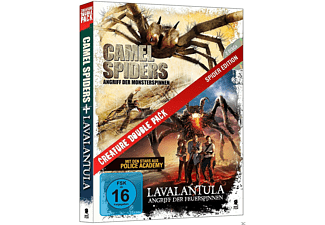 Creature (Spider Edition Camel Spiders) - (DVD)