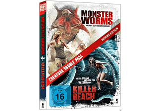 Creature (Worms Edition Killer Beach) - (DVD)