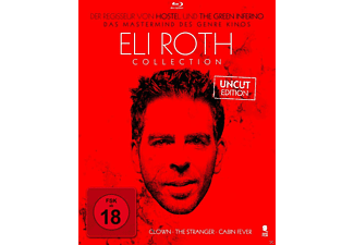 Eli Roth Collection - (Blu-ray)