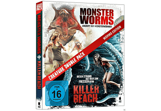 Creature (Worms Edition Killer Beach) - (Blu-ray)