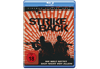 Strike Back - Die komplette 3. Staffel - (Blu-ray)