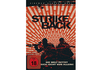 Strike Back- Die komplette 3. Staffel - (DVD)