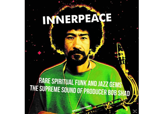 VARIOUS - INNER PEACE (RARE SPIRITUAL FUNK & JAZZ GEMS+MP3) - (LP + Download)
