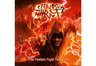 Eternal Thirst - THE HELLISH FIGHT GOES ON - (CD)