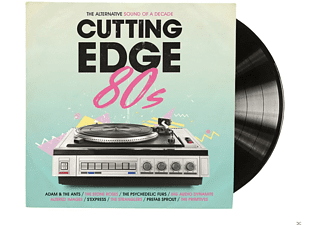 VARIOUS - CUTTING EDGE 80S - (Vinyl)