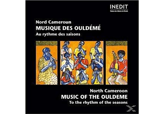 Musique Des Ouldeme - North Cameroon: Music Of The Ouldeme - To The Rhythm Of The - (CD)