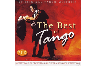 VARIOUS - The Best Of Tango Vol.1 - (CD)