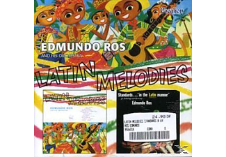 Edmundo Ros And His Orchestra - Latin Melodies, Standards a la - (CD)