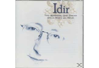 Idir - Two Borders, One Dream - (CD)
