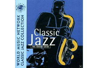 VARIOUS - Rough Guide: Classical Jazz - (CD)