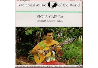 Landesinterpreten - Traditional Music Vol.1: Viola Caipira-Brasilien - (CD)