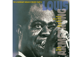 Louis (& His All Stars) Armstrong - Satchmo Live In Berlin-Part II - (CD)