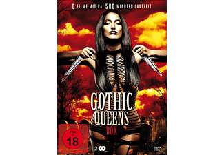 Gothic Queens Box - (DVD)