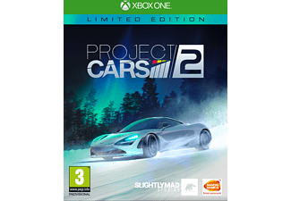 Project CARS 2 Limited Edition Xbox One